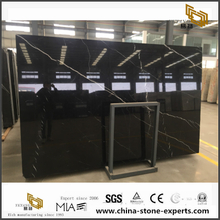 Nero Marquina Black marble slabs natural stone marble