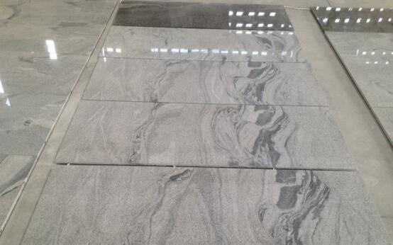 Viscount White Granite tiles