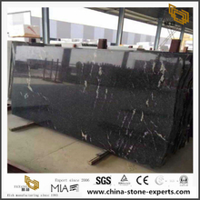 China Black Granite / Night Snow Granite Slabs hot seller