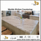 Castro White Marble Kitchen Countertop for commercial and residential project