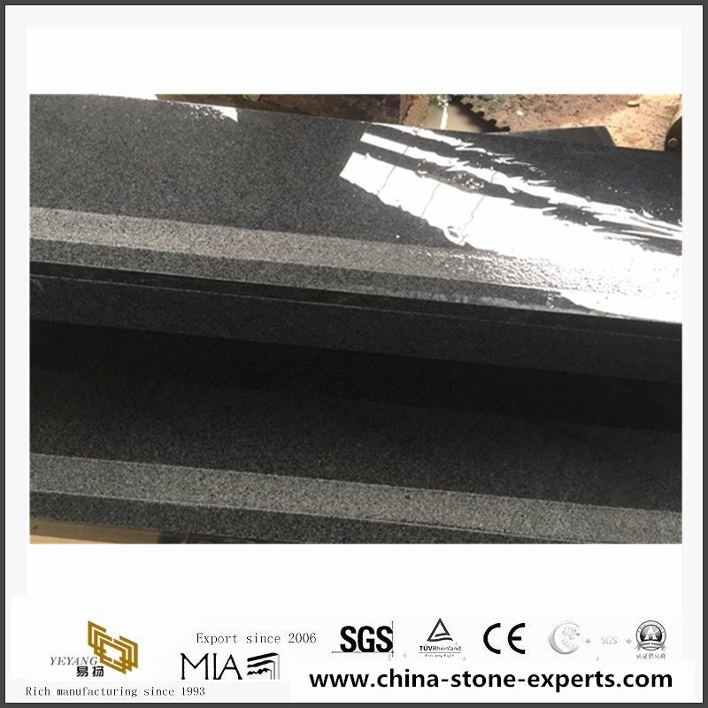 China Natural Stone G654 Granite Stair steps Outdoor Designs7