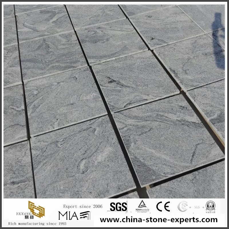 new landscaping granite