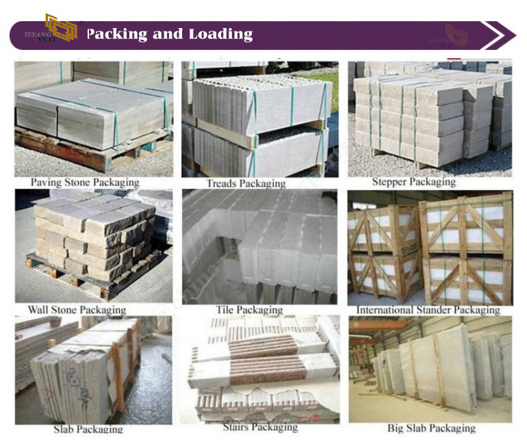 YEYANG Stone packing