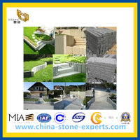 Granite Cobble Paving/Palisades for Construction (YQW-GF25212)