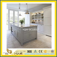 Grey Stone Granite Countertop for Kitchen / Hotel with Compective Price