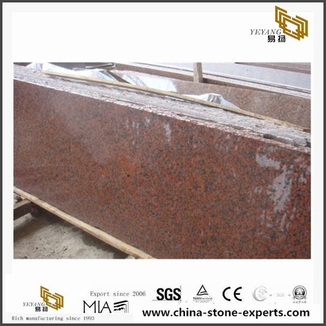 Cheap China Own Factory Red Granite G562 Red Granite for Wall Cladding Tile