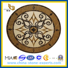 Hot Sale Marble Mosaic Medallion For Floor Design