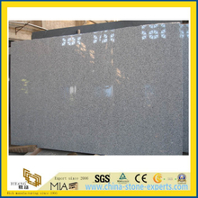G603 pepper & salt granite slab for countertop for tombstone for wall --YYS010