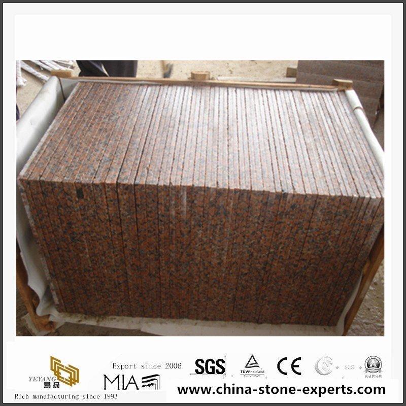 China Popular Marple Red G562 Granite for Kitchen, Bathroom2