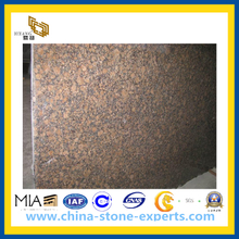 Polished Baltic Brown Granite Slab and Tiles for Flooring (YQZ-GS)