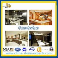 Quartz / Marble Countertop for Kitchen and Bathroom (YYL)