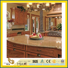 Cheap Golden Yellow Granite Countertops for Kitchen (YQW-GC1001)