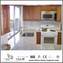 Diy Durable G439 Bianco Taupe Granite Countertop for Kitchen/Bathroom (YQW-GC061001)