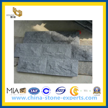 Grey Granite Mushroom Tile for Exterior Wall(YQG-PV1051)