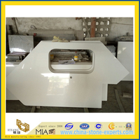 Artificial Quartz Stone Countertop for Kitchen and Bathroom(YYL)