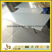 Artificial Quartz Solid Surface Sheet for Kitchen or Bathroom