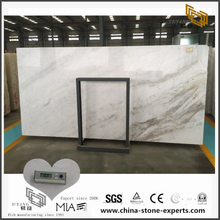 Good White Arabescato Venato Marble for Kitchen Background (YQW-MSA0706018)