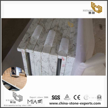 Natural River White Granite Countertop for Bathroom & Kitchen (YQW-GC072605)