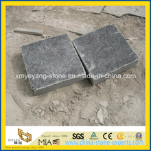 20X20X5cm Honed and Tumbled Bluestone Paving Stone