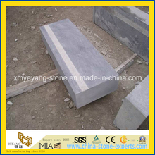 Natural Blue Limestone Step Stone for Outdoor Garden