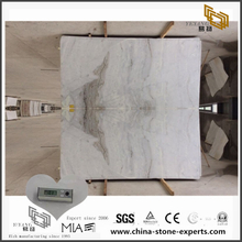 Durable Arabescato Venato White Marble for Kitchen Countertop (YQW-MSA0706010)