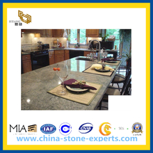 Kithen Marble Countertop with Kitchen Island(YQG-MC1010)