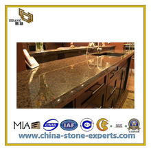Natural White Granite/Marble Countertops for Kitchen and Vanity Top(YQC-GC1028)