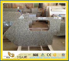 Autumn Gold Granite Countertop for Building Project-Yya