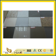 Popular Colorful Artificial Quartz for Tiles, Slabs, Countertops (YQC)