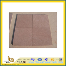 Red Sandstone Floor Tile for Paving (Yellow, white, cream, purple) (YQA)