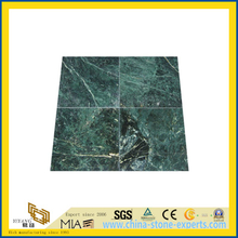 Dark Green Marble Tile for Flooring Decoration