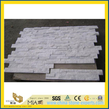 White Quartzine Culture Stone Wall Cladding (YYT)