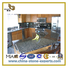 Natural Granite / Marble / Quartz Stone Vanity Top and Kitchen Countertops(YQC-GC1027)