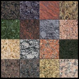 Chinese Imported Granite
